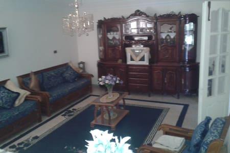 louer une villa - Hammam Al Agzaz - Maison