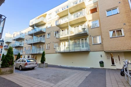Small apartment Hamar city centre - Hamar - Pis