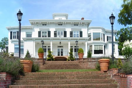 Pretty Penny, an Italianate Mansion - Nyack - Casa