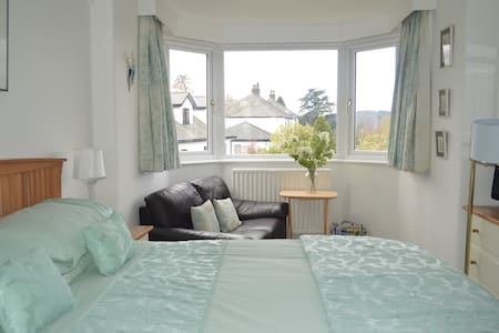 Central Windermere double room - Windermere - Maison