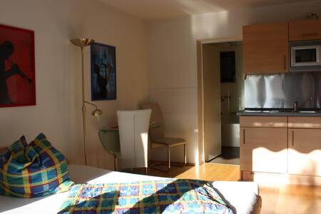 Stadtnahe Wohnung im Grünen - Casa