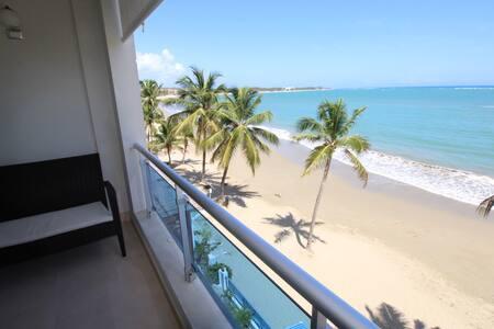 Beachfront Condo in the heart of Cabarete - Apartmen