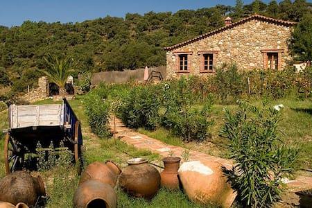 Casa Aguila - Molino río Alájar - Alájar
