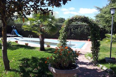 Habitación complementaria a Suite - El Escorial - Chalé