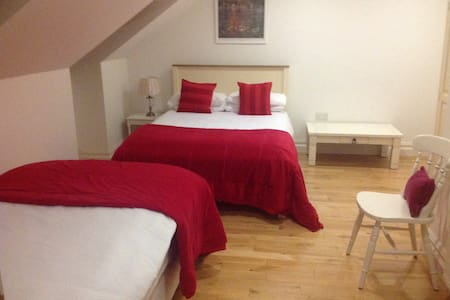 Safe comfortable easy find room 3 - Tralee - House