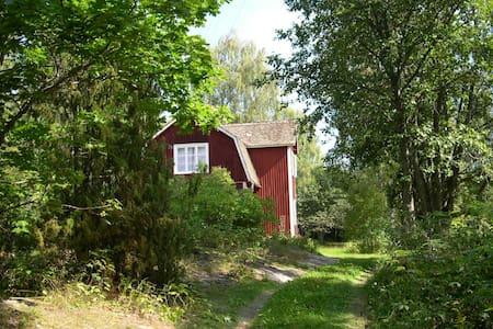 Idyllic house in the swedish countryside - Glava - Huis