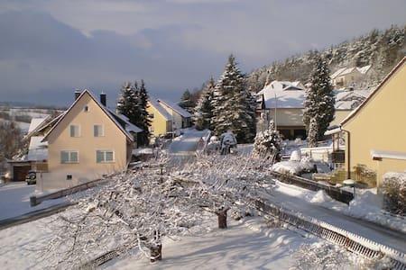 Gästezimmer in idylische Lage - Weißenbrunn - Casa