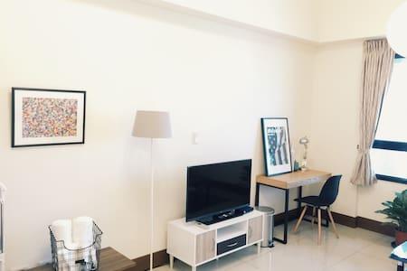『優惠期間』西門町MRT 5 min Loft Style Taipei台北風格生活 - 板橋區 - Apartment