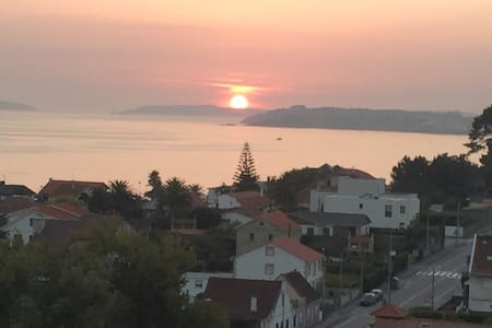 Penthouse with Amazing Ocean View - Sanxenxo - Leilighet