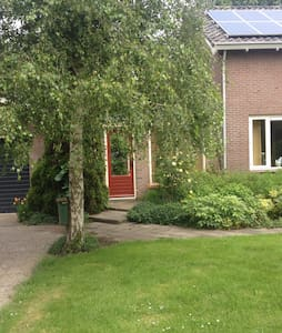Cycle Waarland Airbnb North Holland - Waarland - Inap sarapan