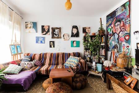 2 habitaciones privadas - Apartment