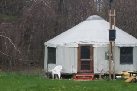 Yurt near Gorgeous Berkshire Hills - Jurta