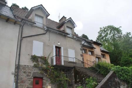 Perdu au coeur du Cantal - Casa