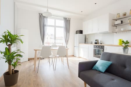Bel Appartement Cosy dans Grenoble - Apartment