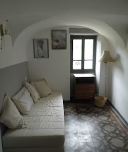 Apricale, appartamento di charme - Appartement