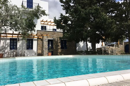 Vila with unique garden and swimming pool - Villa