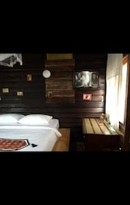The Old Times Lanta-Brown Sugar Room - Ko Lanta Yai - Bed & Breakfast