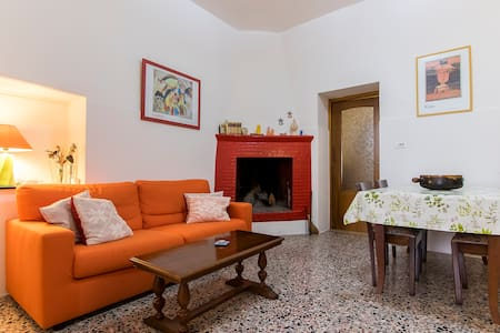 Cozy house in the historic centre - Sant'Antioco - Apartment