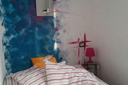 Cozy & Colored private DreamRoom - Mailand - Villa