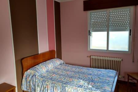 Alquiler Habitación Doble Exterior en Chantada - Chantada