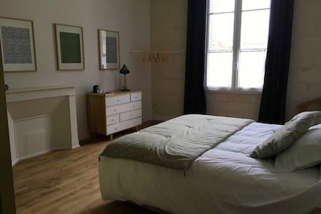 Chambre Duo - grande chambre pour 2 - Saint-Aignan-sur-Cher