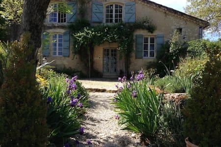 Typical Gers Farmhouse - L'Isle-Bouzon - Rumah