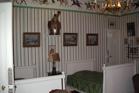 séjour au château chambre à La Frise - Pensione