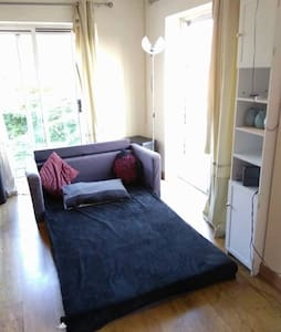 Sofabed 5 mins walk from deansgate! - Apartamento