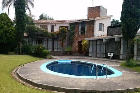 Casa estilo rustico mexican - Tepoztlán - Rumah