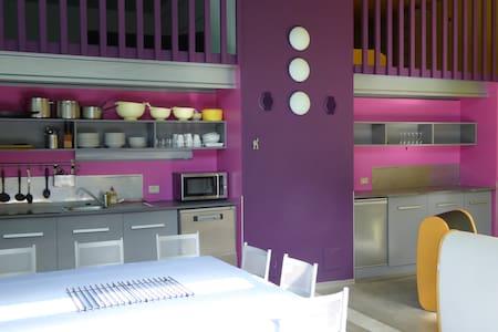Loft XL, idéal pour grandes familles ou entre amis - Wohnung