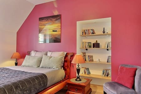 Chambre Double, Sdb Privée, 5' mer, ST Malo, Dinan - House