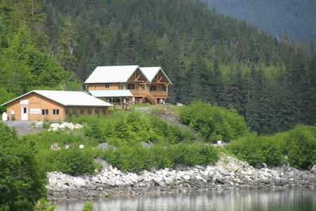 The Gathering Place Cabin 2, pet friendly - Haines