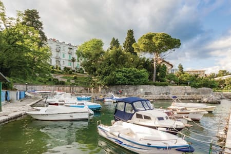 Charming studio appartment in centre of Opatija - Wohnung
