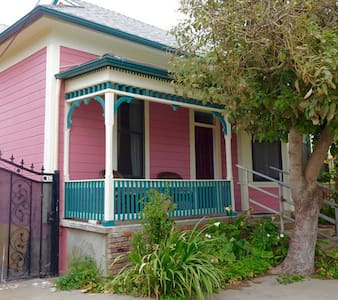Room for 1 - 2 in 1900 Victorian - Guadalupe - Aamiaismajoitus