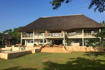 Nile Falls House - an exclusive Jinja experience. - Willa