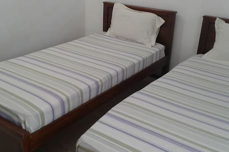 Theresa Inn 2 single beds no A/C - Andere