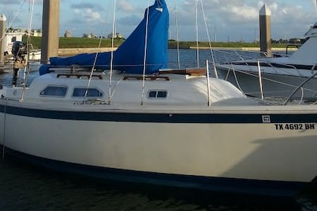 Sailboat Adventure - Port Aransas - Bateau