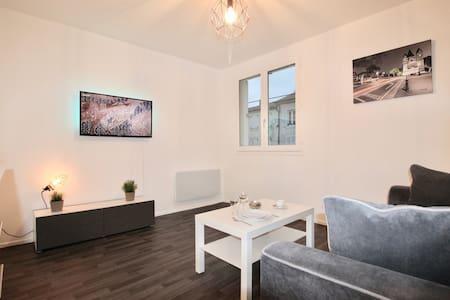 Le Toit d'Emma : Appartement cosy à 5 min de Metz - Longeville-lès-Metz - Wohnung