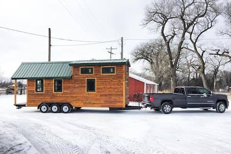 Tiny Cabin - Casa