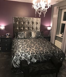 Luxurious Double Room - Bradford - House