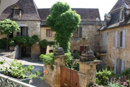 Le Terme, charactered XVI C house - Haus