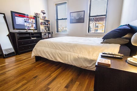 LARGE private bdrm & private bthrm! - Brooklyn - Apartment