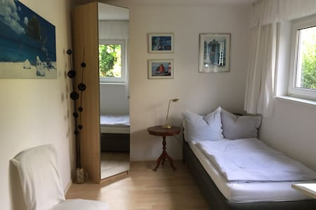 kleine Ferienwohnung an Berliner Stadtgrenze. - Condominium