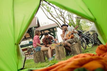 Camping Suza Baranje - Sátor
