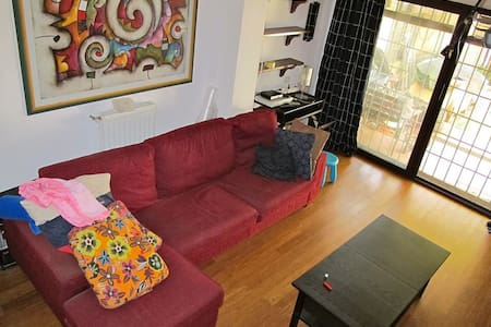 Room type: Private room Bed type: Pull-out Sofa Property type: House Accommodates: 2 Bedrooms: 1 Bathrooms: 1