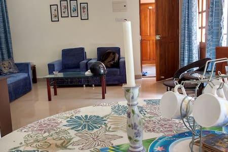 Comfortable apartment Near baga beach - Baga - Apartment