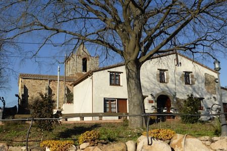 Hotel rural Masia Can Felip, Montseny - Bed & Breakfast