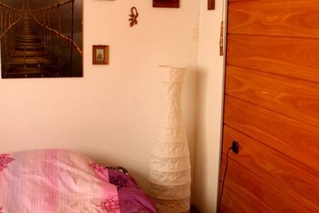 Comfortable Room near City Center - Apartamento