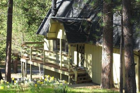 Yosemite Home Base - Dům