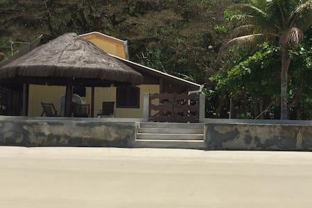 Casa do Quiosque - Ilha do Mel - Paranaguá